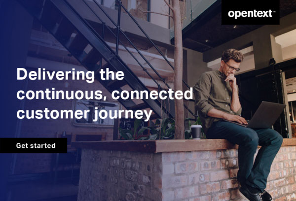 Delivering the continuous, connected customer journey thumbnail